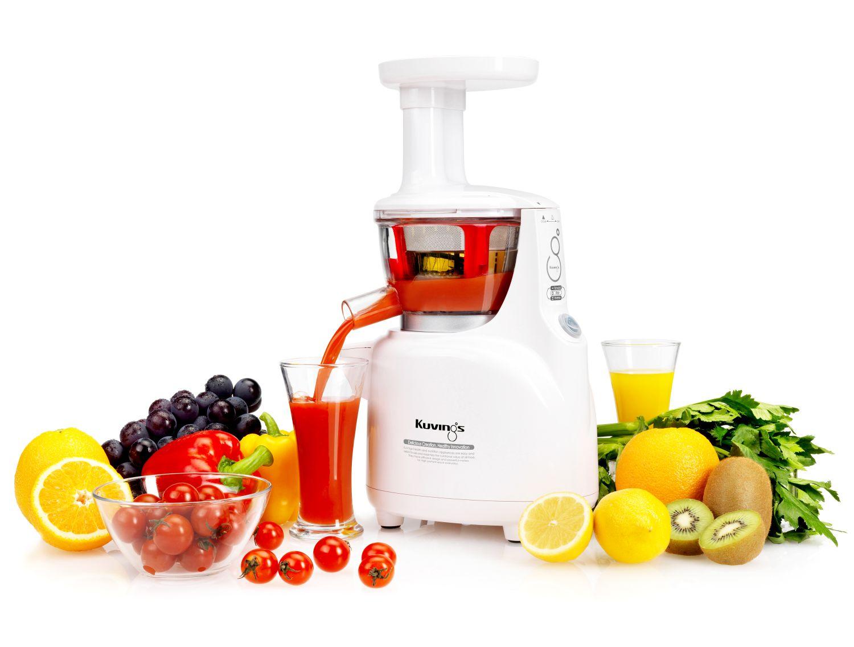 Testbericht Entsafter Kuvings Silent Juicer  Küchentipp ~ Entsafter Wie Funktioniert Das