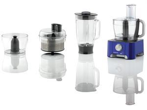 Kenwood FP 956 Kompakt Küchenmaschine Mit Zusätzen