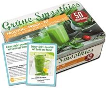 Cover Grüne Smoothies Rezeptebox