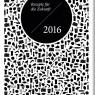 Cover Kalender 2016 Rezepte für die Zukunft