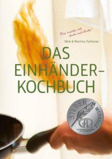 Cover Einhänderkochbuch