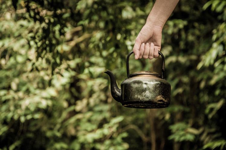 BPA-freier Wasserkocher