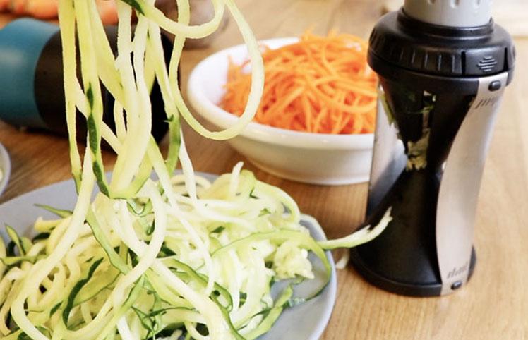 zucchini gefu spiralschneider