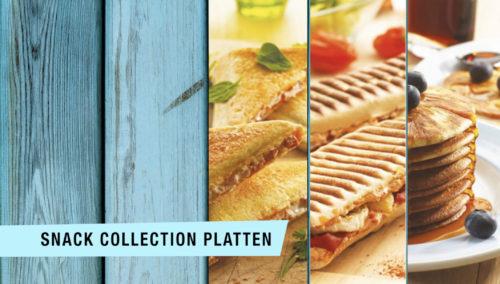 tefal snack collection zubehör platten