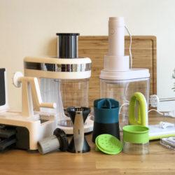 Spiralschneider Test: 7 Gemüseschneider im Vergleich 2018 - elektrisch und manuell