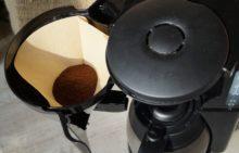 kaffeemaschine Filtertyp 1x4 Filtertyp Nr. 4. leichte Reinigung