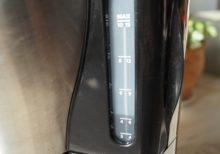 Füllstandanzeige Philips Kaffeemaschine große und kleine Tassen 1,2 Liter Kaffeemaschine