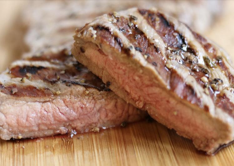 steak medium-rare braten ganz einfach mit dem TEFAL OptiGrill