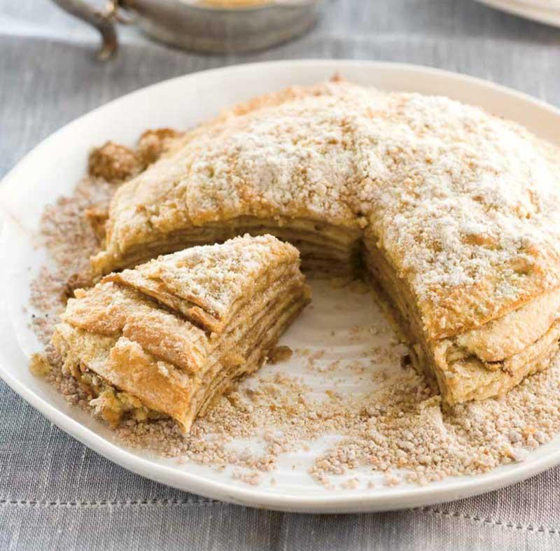 Rezept für einen köstlichen Pfannkuchenauflauf